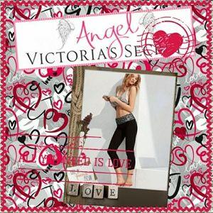 Victoria's Secret Angel Yoga Capri